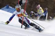 Julien Lizeroux, médaille d'argent à Sestrière en coupe du monde de super-combiné