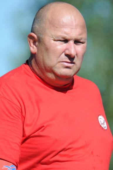Eric Ballay, entraineur AS Ampuis