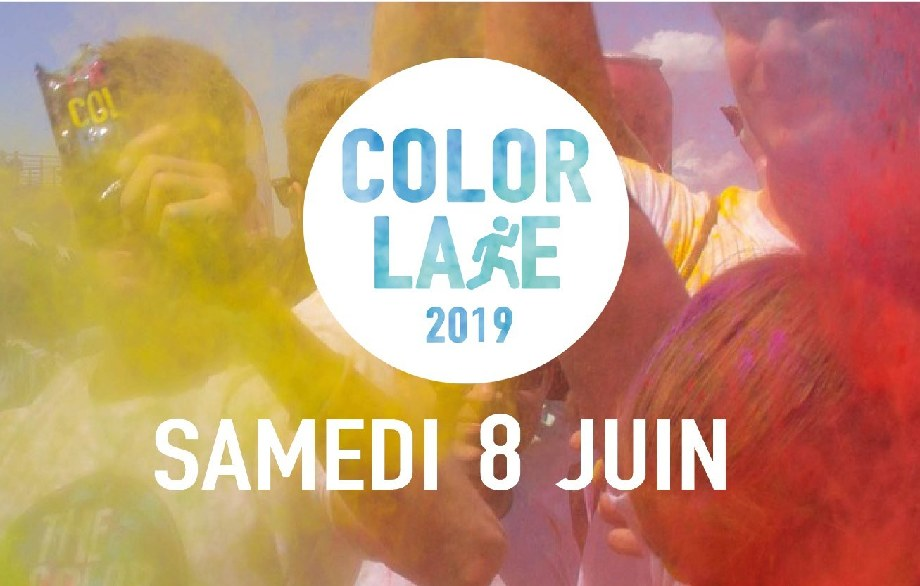 2ÈME ÉDITION // COLOR LAKE 2019